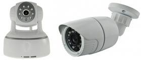 Venta de cámaras de video vigilancia