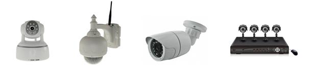 Cámaras de vigilancia a su medida